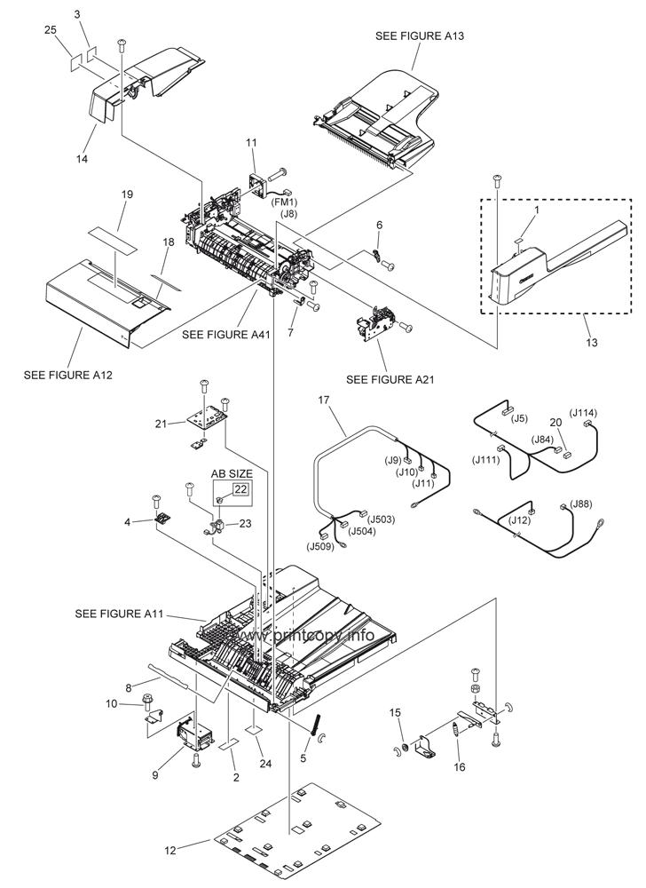 Parts Catalog > Canon > iR Advance C2020i > page 34