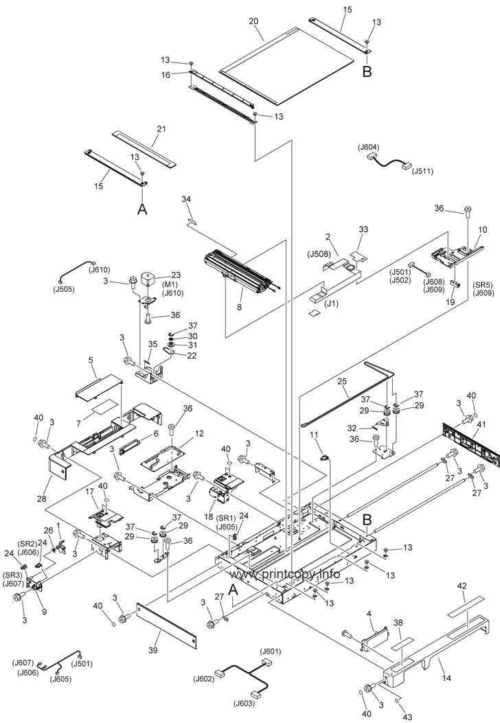 Parts Catalog > Canon > iR Advance C2020i > page 41
