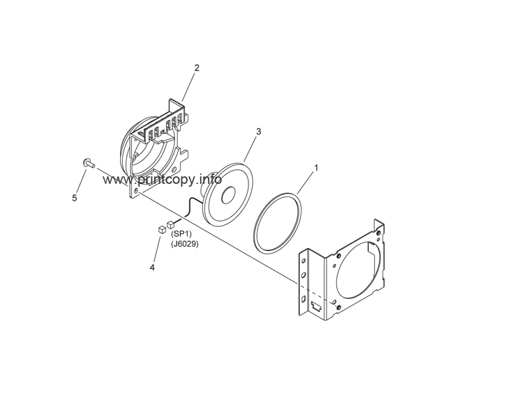 Parts Catalog > Canon > iR Advance C2020i > page 43
