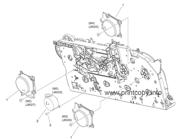 Parts Catalog > Canon > iR Advance C2220 > page 16