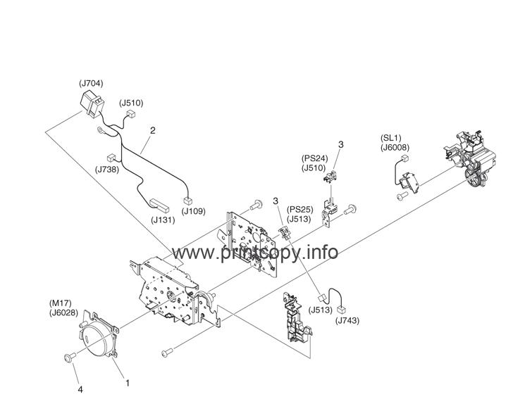 Parts Catalog > Canon > iR Advance C2225L > page 20
