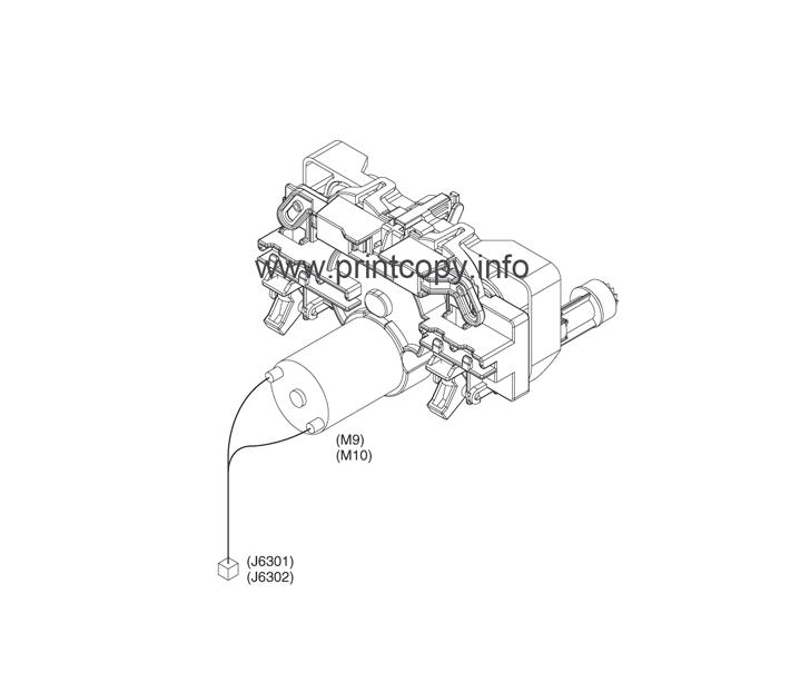 Parts Catalog > Canon > iR Advance C350i > page 18