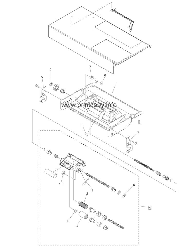Parts Catalog > Canon > iR Advance C350 > page 41