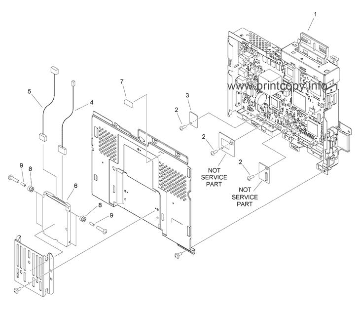 Parts Catalog > Canon > iR Advance C256i II > page 39