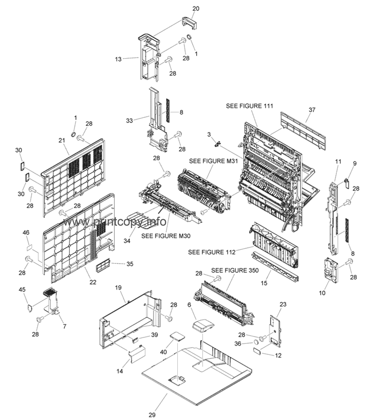 Parts Catalog > Canon > iR Advance C3530i > page 2