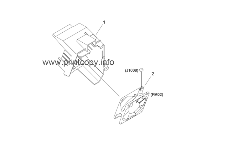Parts Catalog > Canon > iR Advance C3525i > page 19