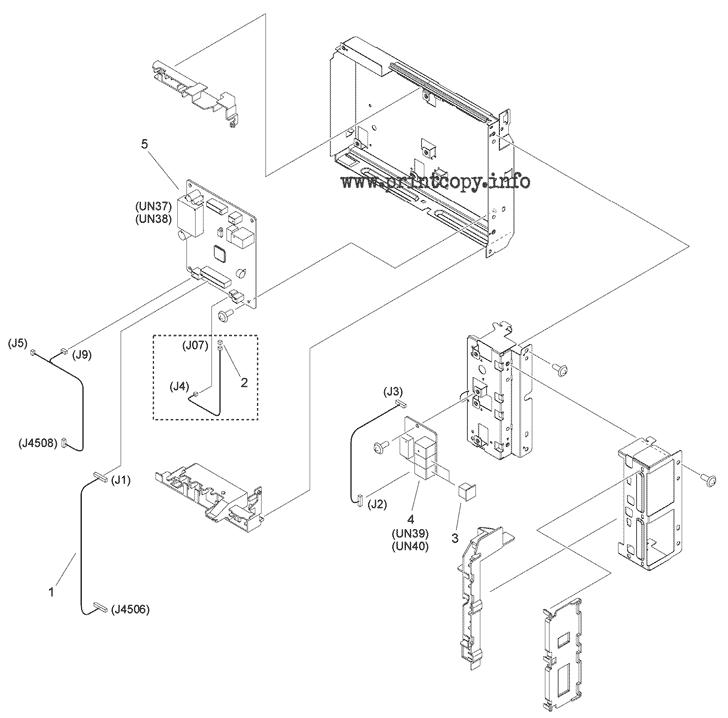 Parts Catalog > Canon > iR Advance C475i III > page 24