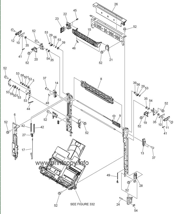 Parts Catalog > Canon > iR Advance C5030 > page 5