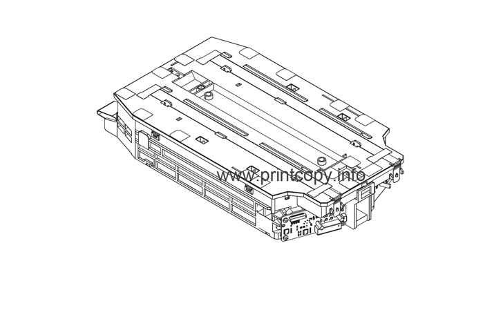 Parts Catalog > Canon > iR Advance C5035F > page 38