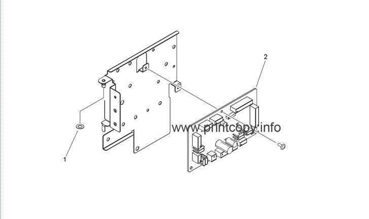 Parts Catalog > Canon > iR Advance C5051i > page 62