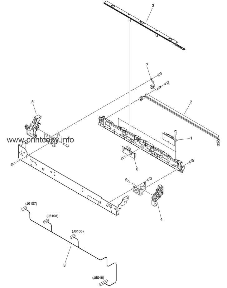 Parts Catalog > Canon > iR Advance C5250 > page 26