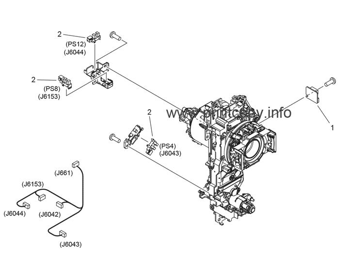 Parts Catalog > Canon > iR Advance C5250 > page 43