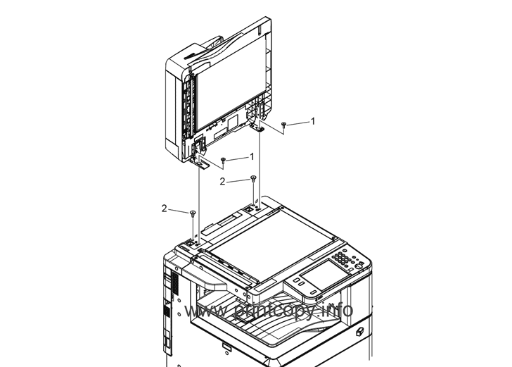 Parts Catalog > Canon > iR Advance C5240 > page 76