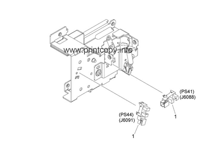 Parts Catalog > Canon > iR Advance C5535i > page 47