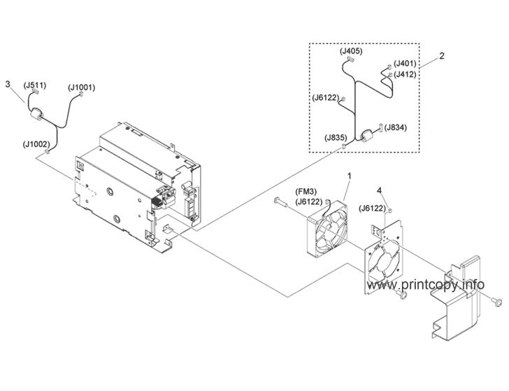 Parts Catalog > Canon > iR Advance C5560i > page 82