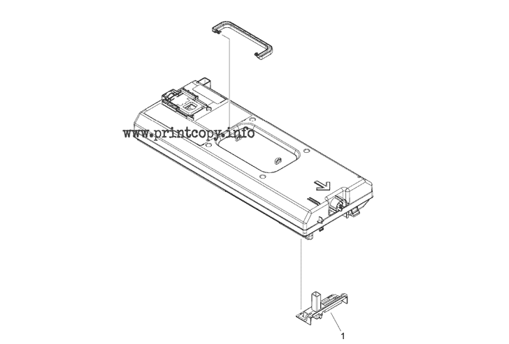 Parts Catalog > Canon > iR Advance C5535i III > page 73