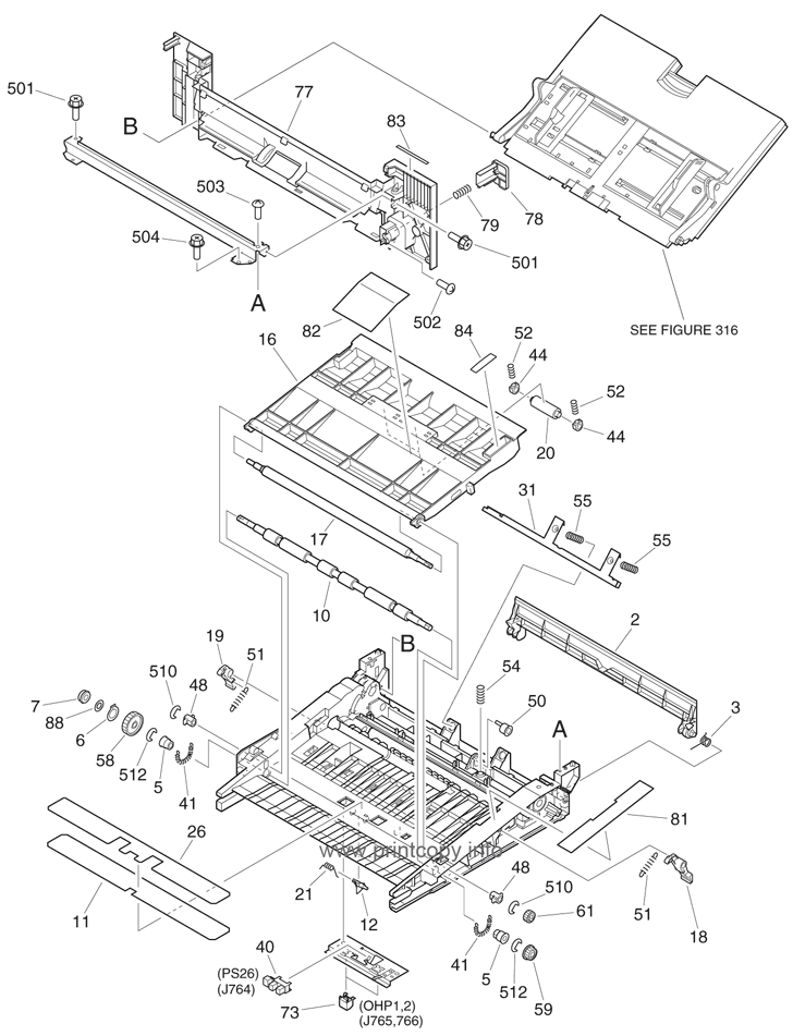 Parts Catalog > Canon > iRC2620 > page 28