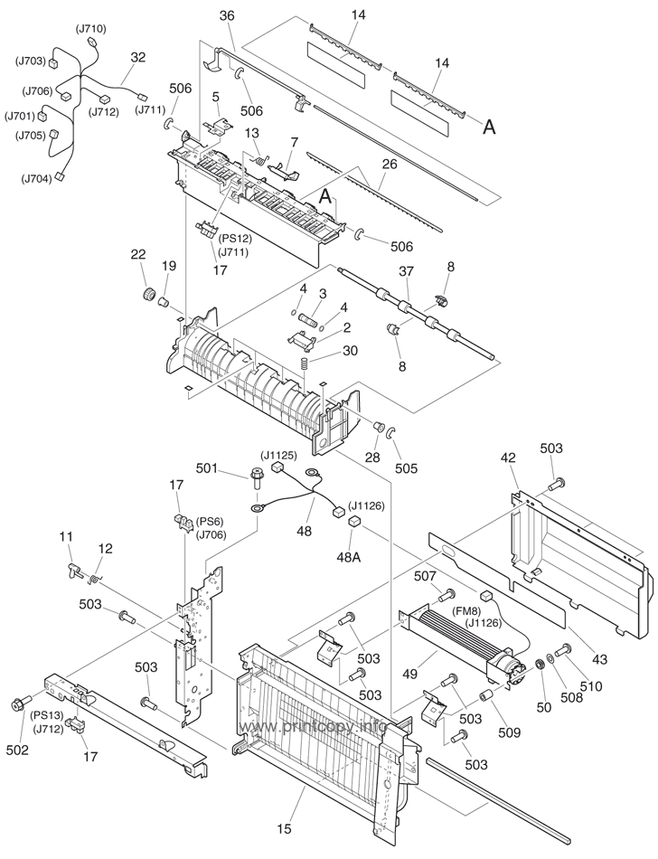Parts Catalog > Canon > iRC3220G > page 35