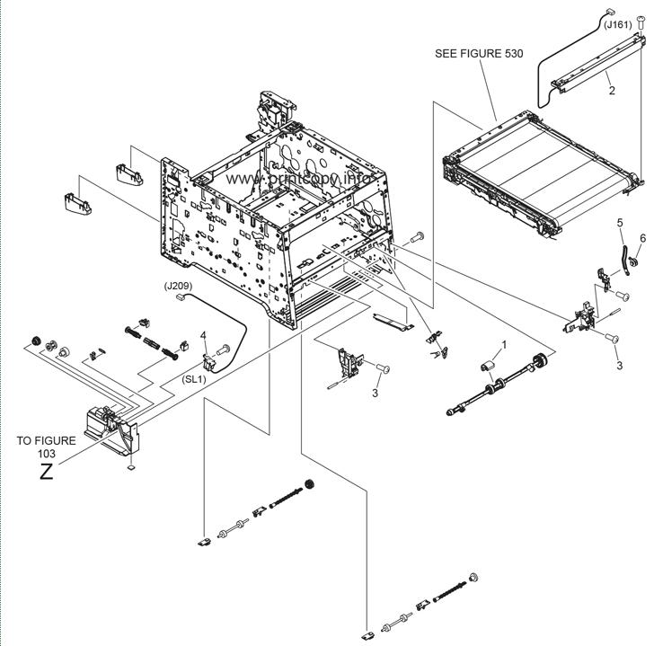Parts Catalog > Canon > i-SENSYS LBP7680Cx > page 3