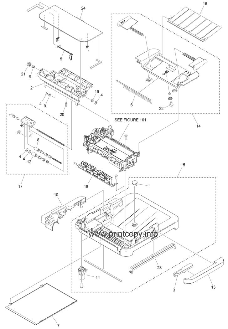 Parts Catalog > Canon > MF226dn > page 7