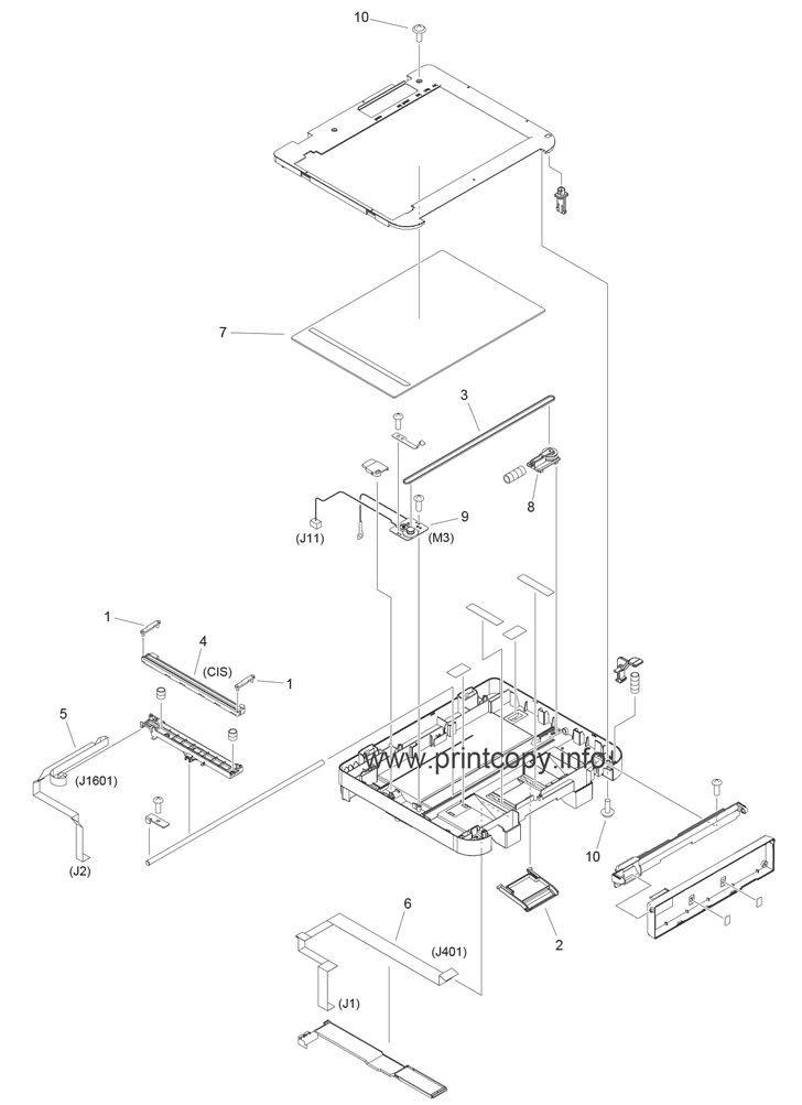 Parts Catalog > Canon > MF226dn > page 12