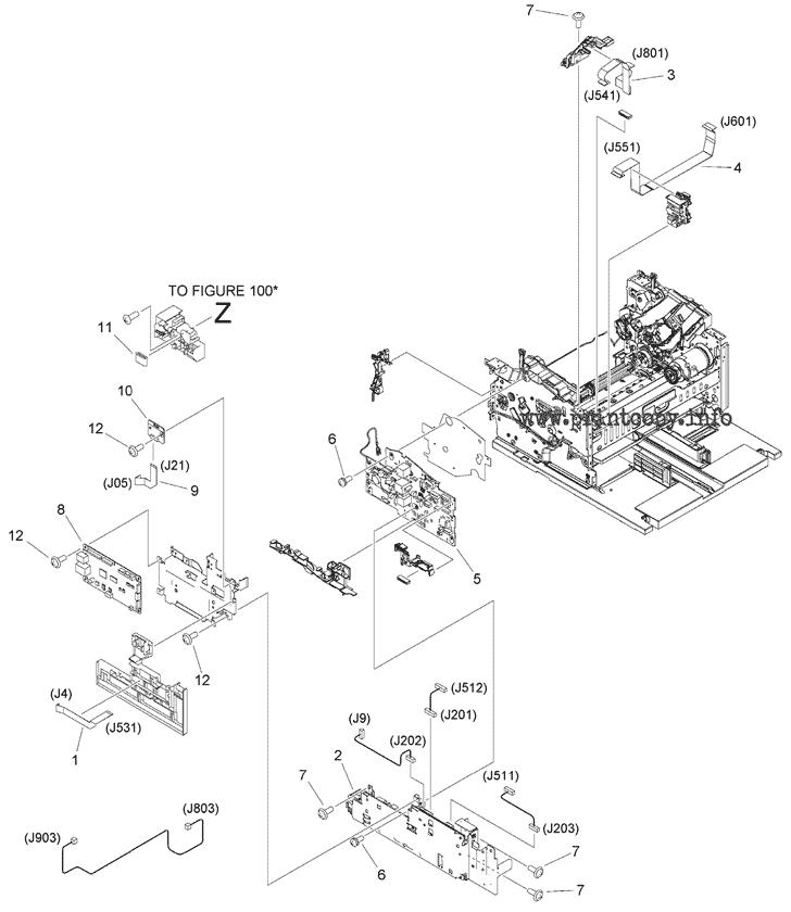 Parts Catalog > Canon > imageCLASS MF264dw > page 11