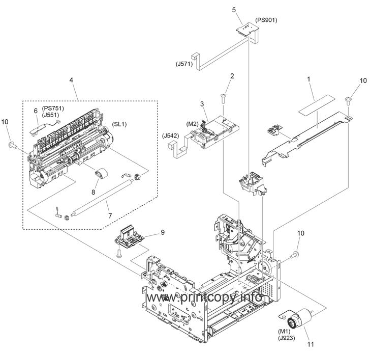 Parts Catalog > Canon > i-SENSYS MF3010 > page 4