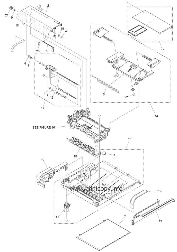 Parts Catalog > Canon > imageCLASS MF4750 > page 7