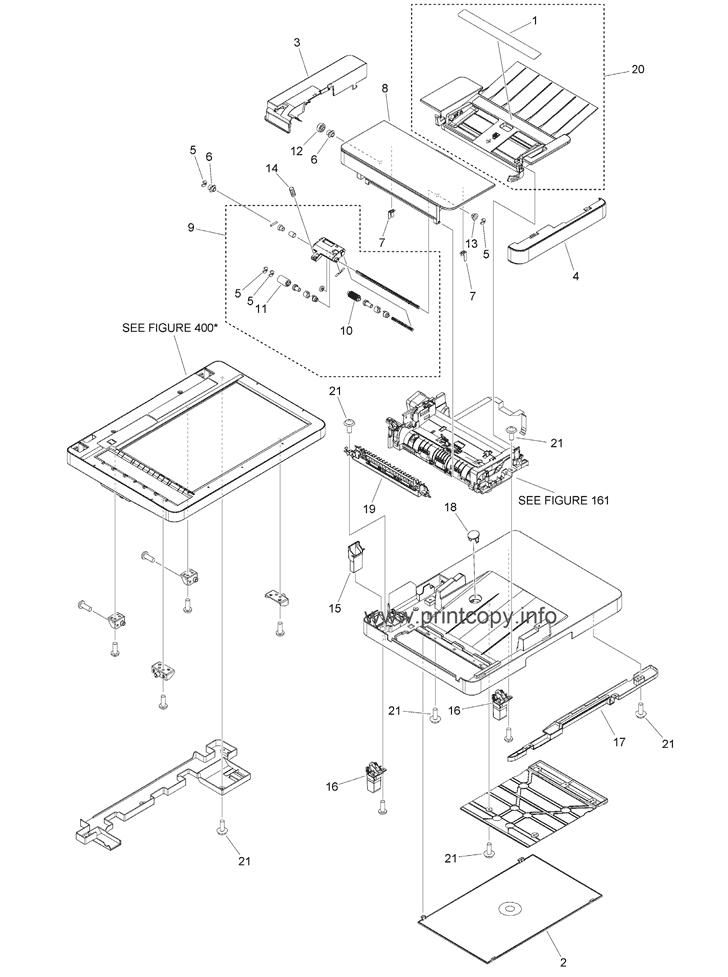 Parts Catalog > Canon > i-SENSYS MF522x > page 10