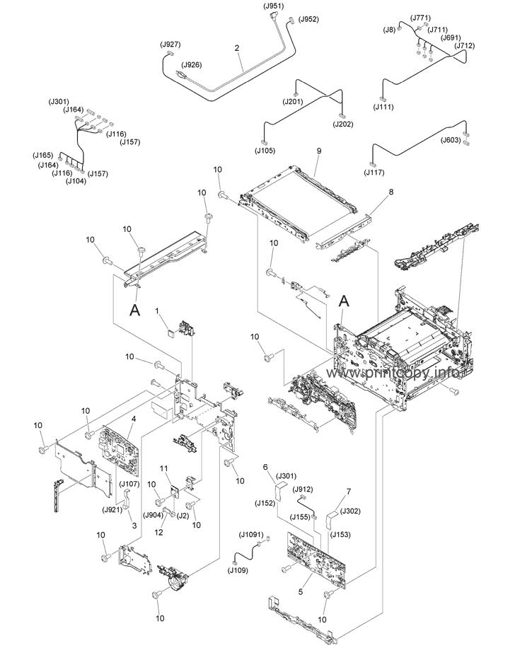 Parts Catalog > Canon > i-SENSYS MF635Cx > page 8