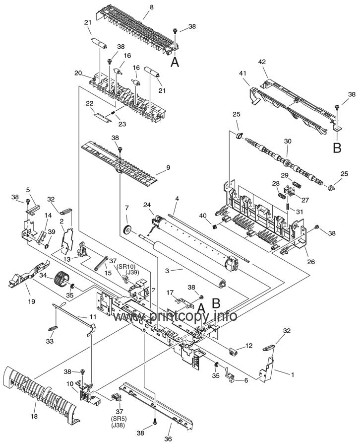 Parts Catalog > Canon > MF6550 > page 18