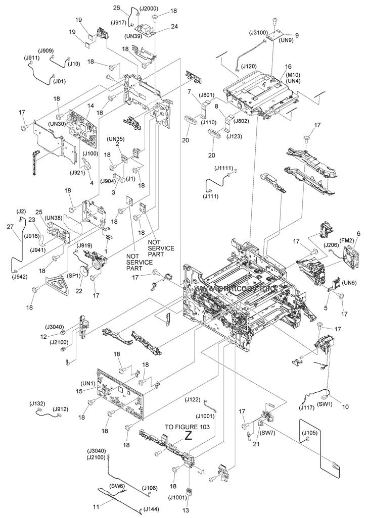 Parts Catalog > Canon > i-SENSYS MF746Cx > page 3