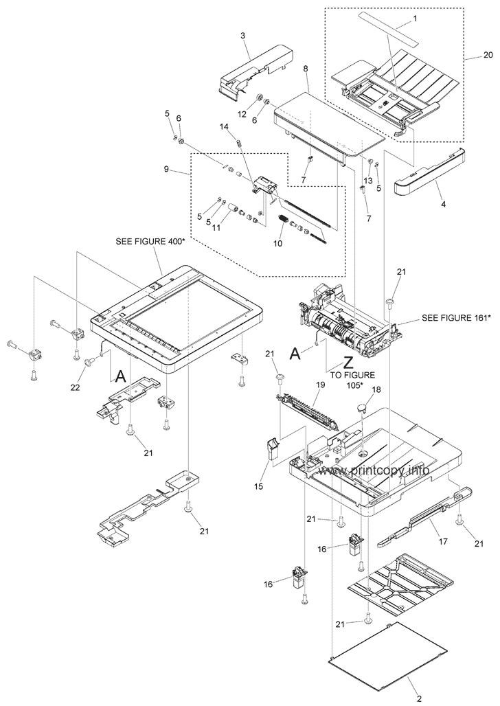 Parts Catalog > Canon > i-SENSYS MF746Cdw > page 12