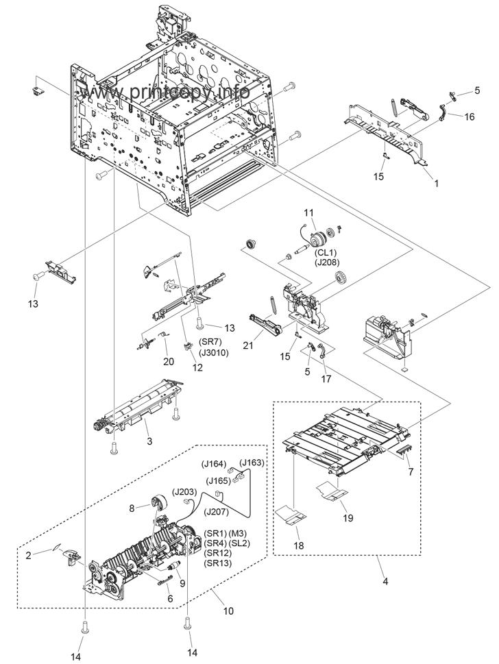 Parts Catalog > Canon > i-SENSYS MF8580Cdw > page 4