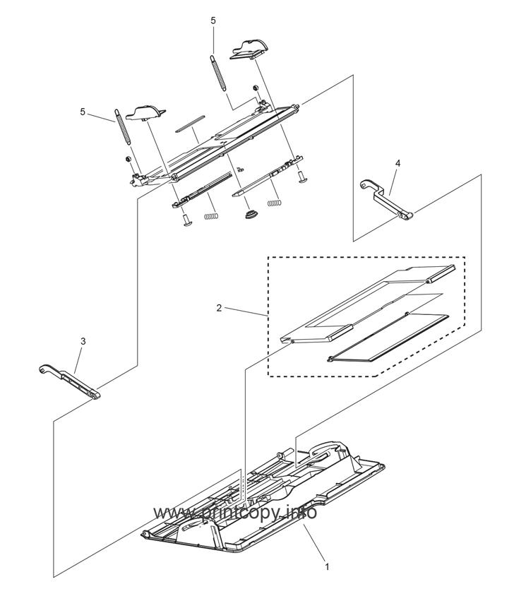 Parts Catalog > Canon > imageCLASS MF9220Cdn > page 18