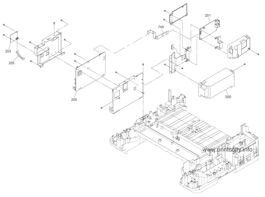 Parts Catalog > Epson > L1455 > page 2