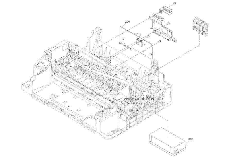 Parts Catalog > Epson > L210 > page 2