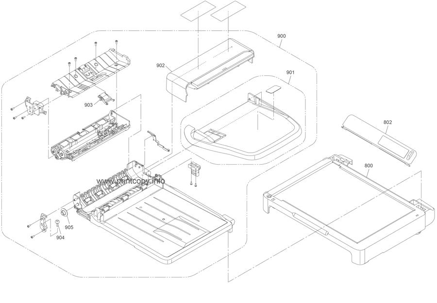 Parts Catalog > Epson > L555 > page 5