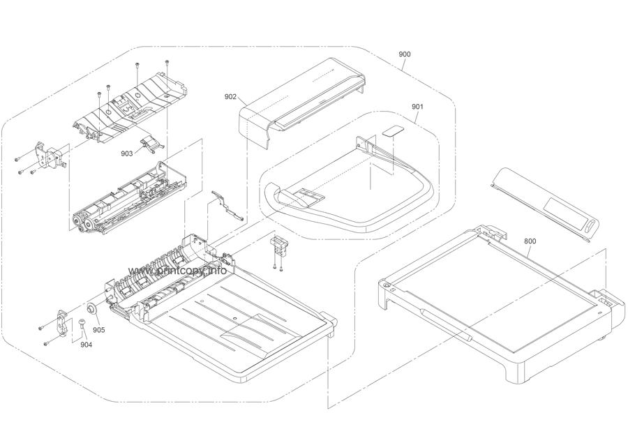 Parts Catalog > Epson > L565 > page 5