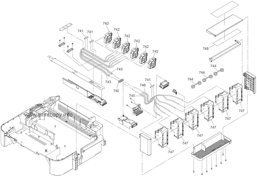 Parts Catalog > Epson > L850 > page 4