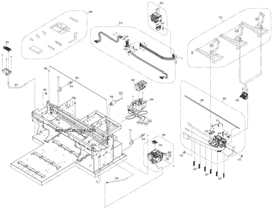 Parts Catalog > Epson > SC-F2100 > page 5