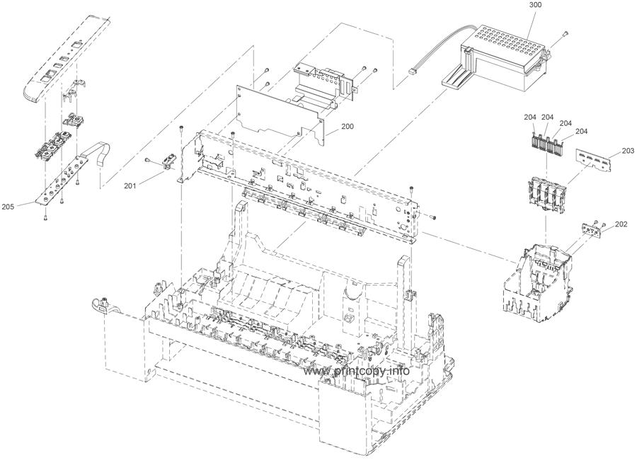 Parts Catalog > Epson > Stylus SX115 > page 3