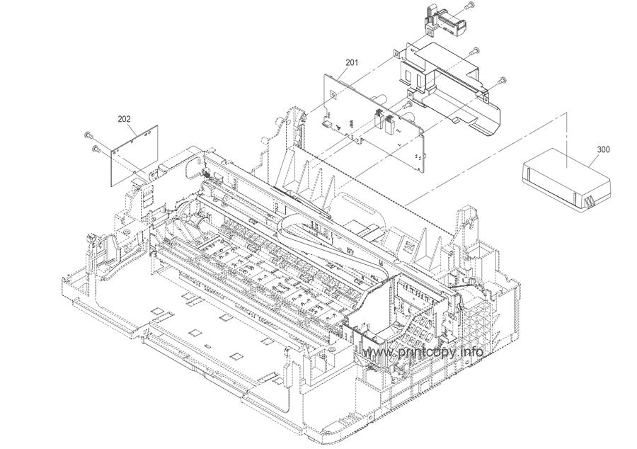 Parts Catalog > Epson > Stylus SX235W > page 2