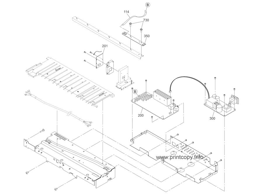 Parts Catalog > Epson > Artisan 1430 > page 2