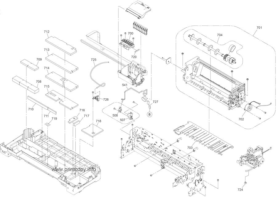 Parts Catalog > Epson > Artisan 1430 > page 5