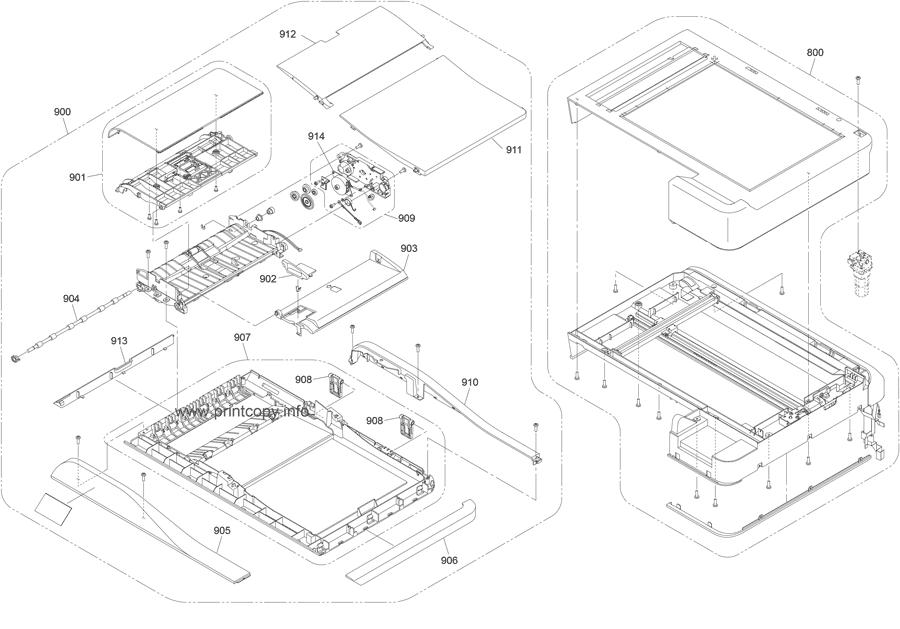Parts Catalog > Epson > Artisan 835 > page 2