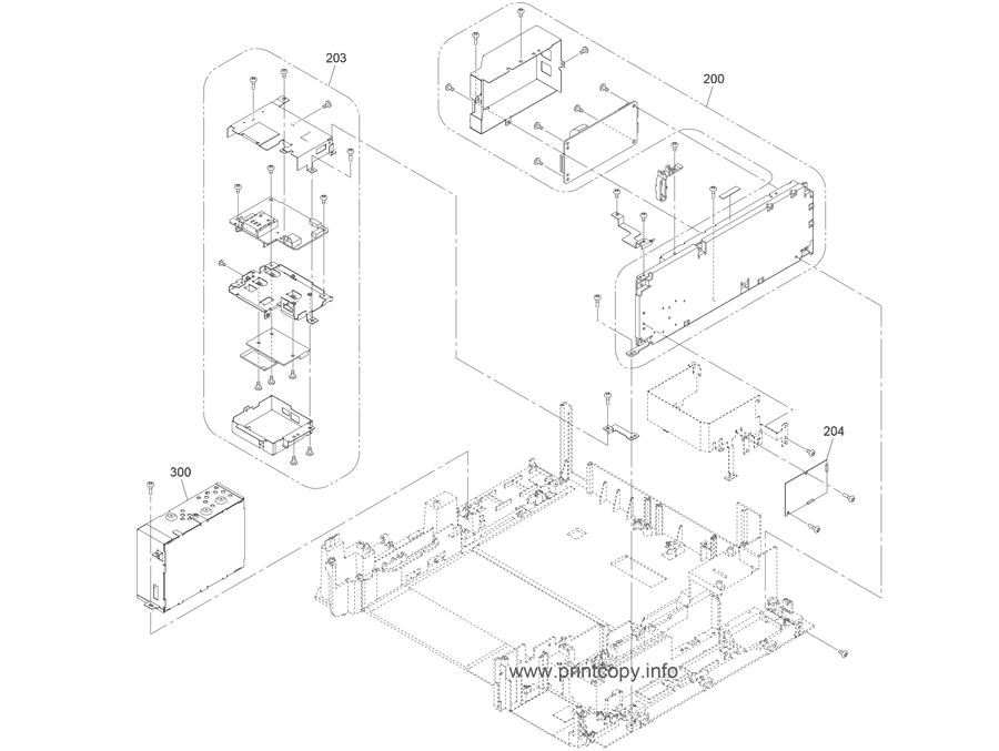 Parts Catalog > Epson > Artisan 835 > page 3