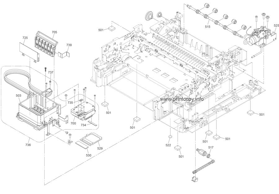 Parts Catalog > Epson > Artisan 835 > page 6