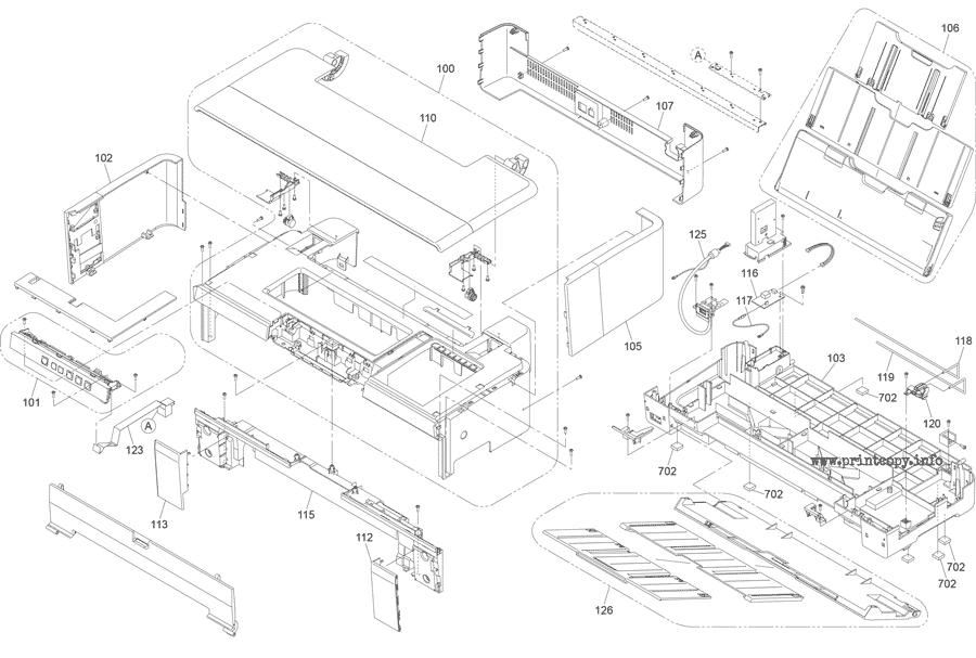 Parts Catalog > Epson > Stylus Photo R2000 > page 2