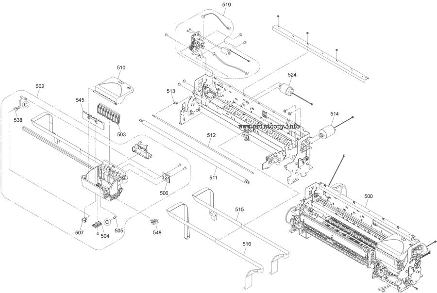 Parts Catalog > Epson > Stylus Photo R2000 > page 4